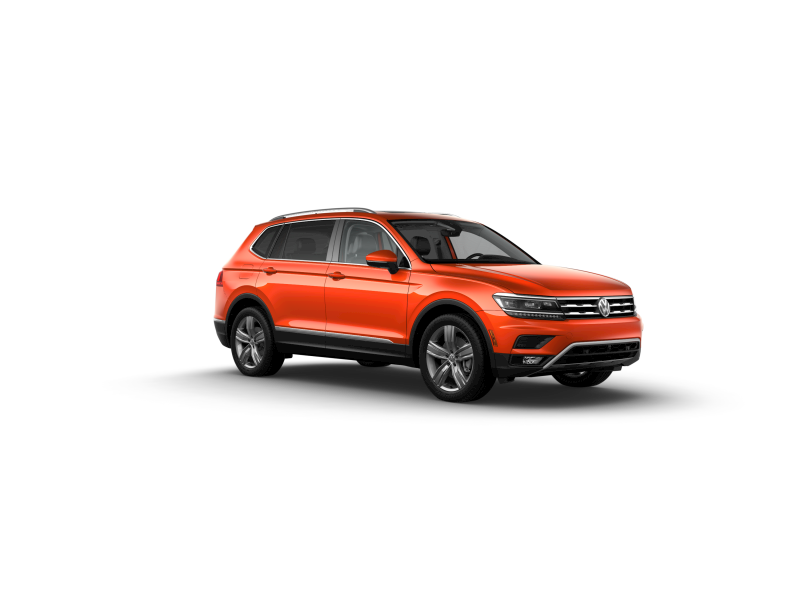 2019 VW Tiguan MidSize Sporty SUV Volkswagen Most