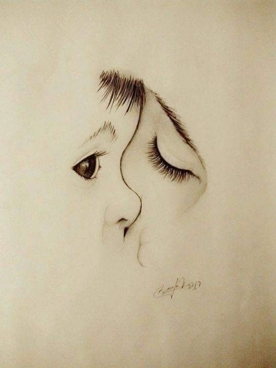 Pencil drawing step by step eye drawings (real .- Pencil drawing step by step eye drawings (realistic and colorful) – beautiful words – drawings # pencil drawing # for -