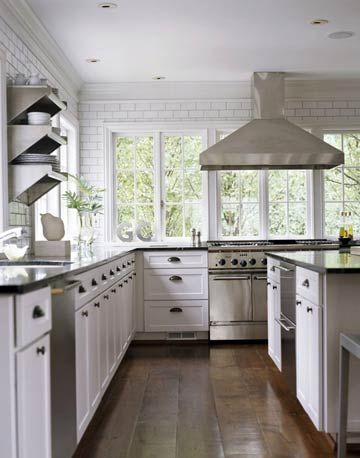 Kitchen Design With Windows