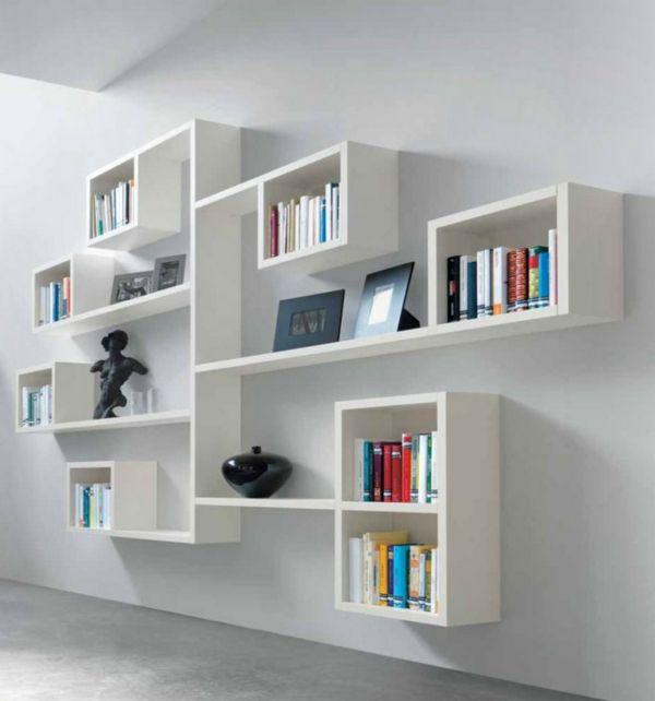 L\' étagère murale design - 82 idées originales - Archzine.fr ...