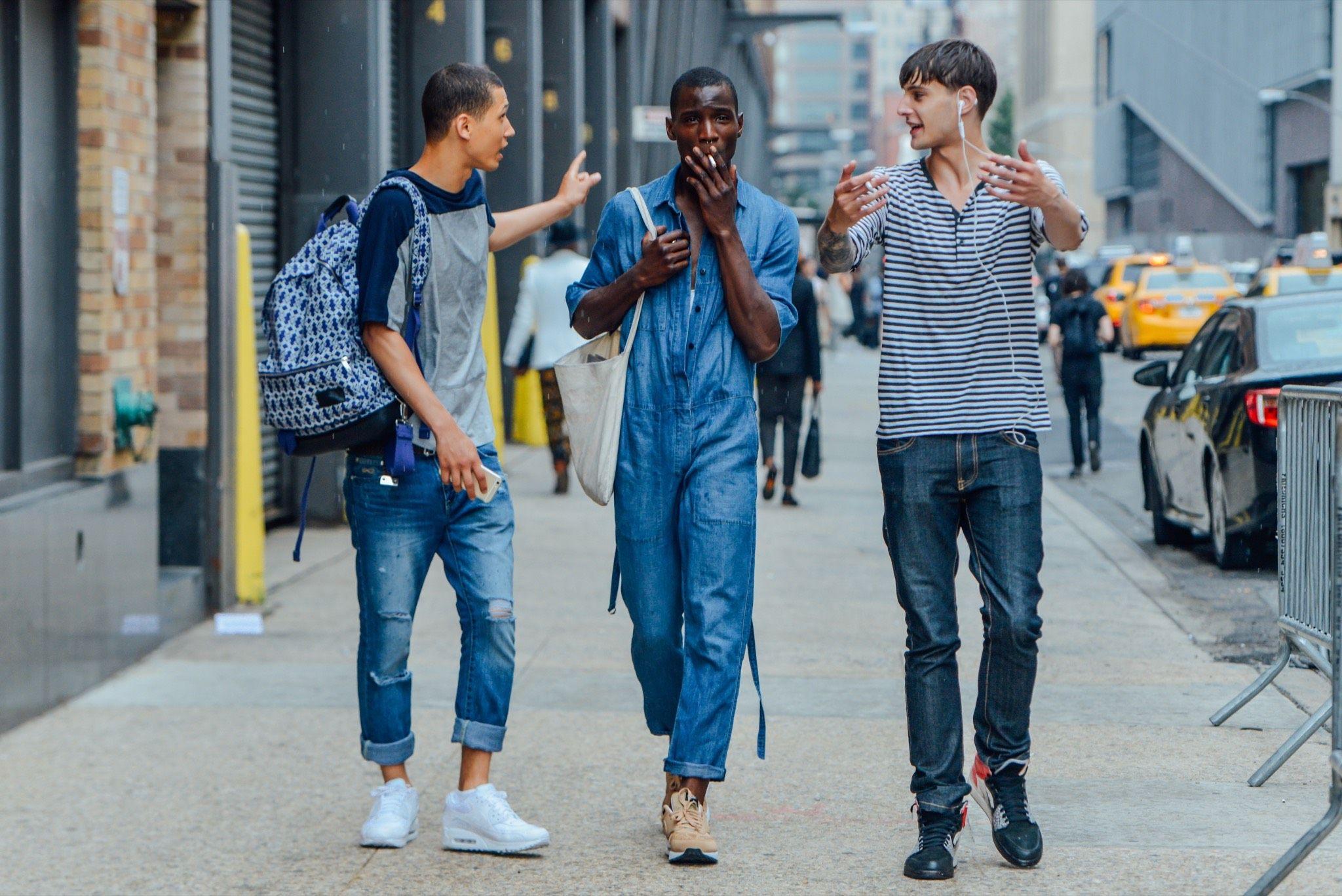 London or new york better for asian man dating