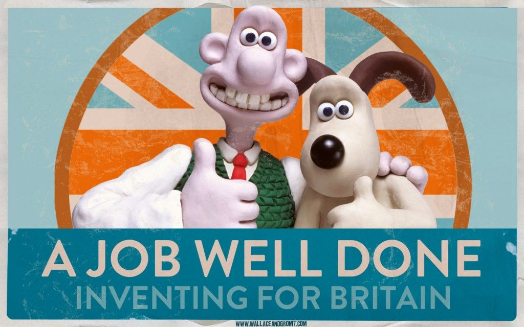wallace and gromit wallpaper 6   Animation, Wallace, Olaf ...