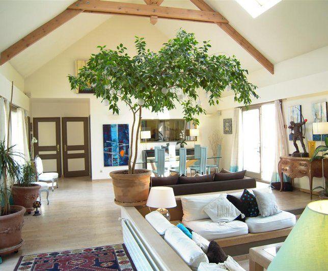 Photos déco  idées décoration de porte de maison Indoor house - decoration maison salon moderne