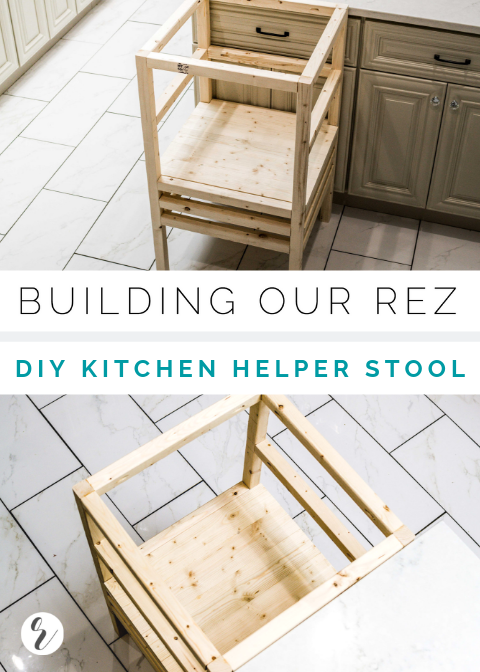 Marvelous How To Build A Diy Stool Tower Kitchen Helper For Toddlers Caraccident5 Cool Chair Designs And Ideas Caraccident5Info