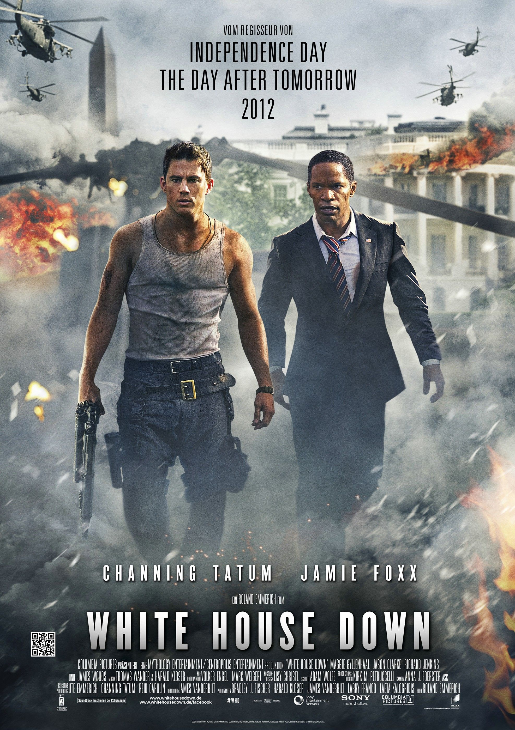 Pin by Omar Campos on White House Down Pinterest
