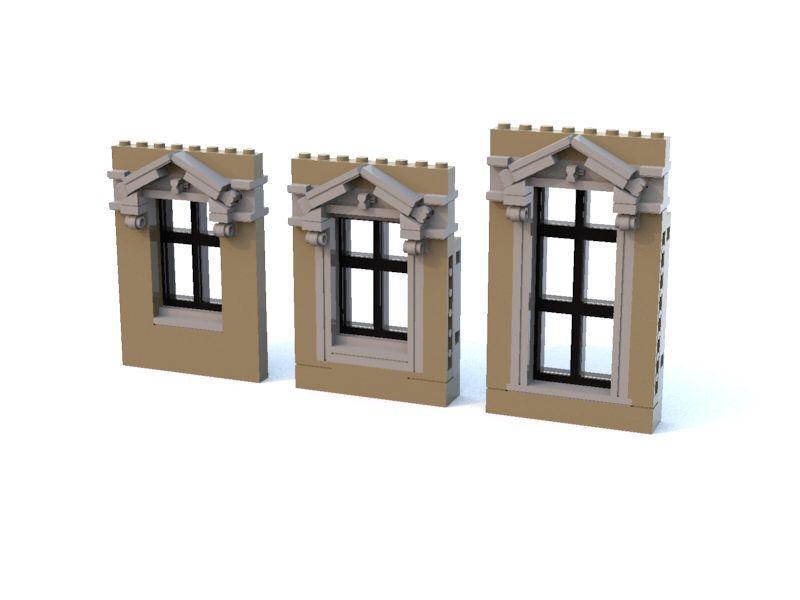 window concepts lego techniques pinterest lego lego ideen und anleitungen. Black Bedroom Furniture Sets. Home Design Ideas