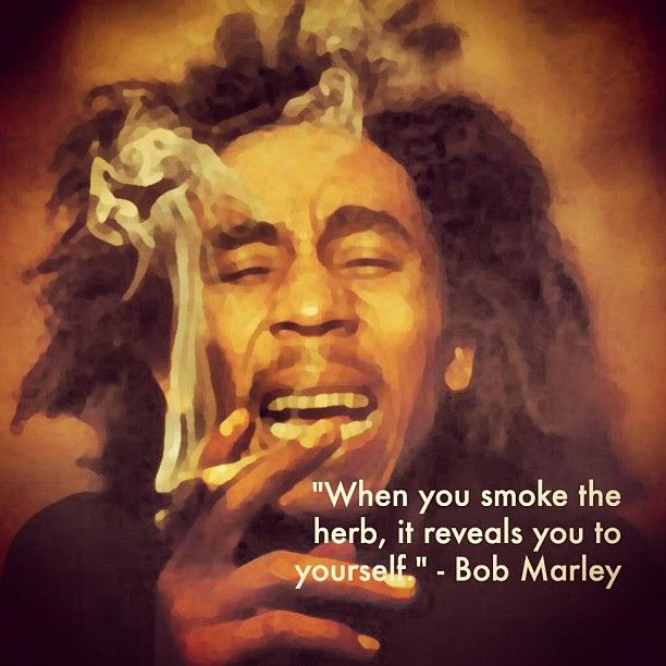 Bob Marley Herb Quotes Quotepaty Kootation