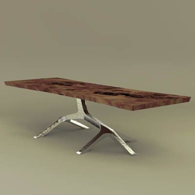 hudson furniture images | Rose table and Knight Base table by Hudson Furnitu .