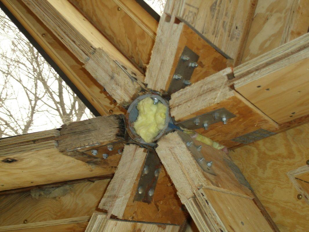 geodesic dome connector dome geod tische kuppel kuppel und architektur. Black Bedroom Furniture Sets. Home Design Ideas