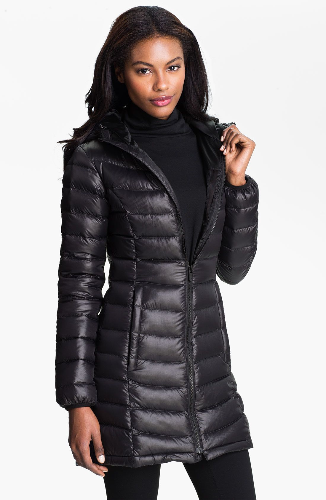 The North Face  Jenae  Hooded Down Jacket (Nordstrom Exclusive ... 6c45f8a1e