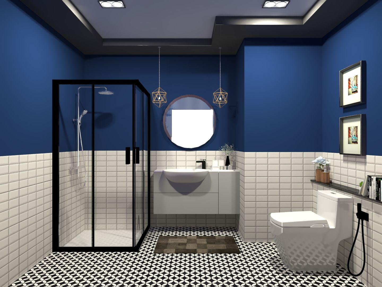 Boonthavorn Blue Bathroom Ideas In 2021 Bathroom Blue Bathroom Tile Bathroom
