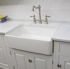 Fireclay Farmhouse Sink 30 Top Quality White Kitchen Farmhouse