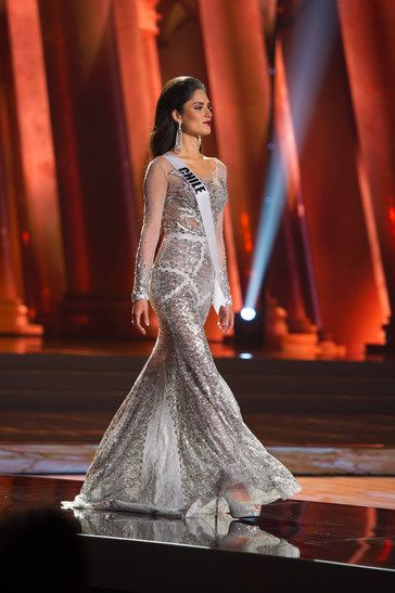 Miss Universe competition Miss Chile 2016 evening gown | Miss ...