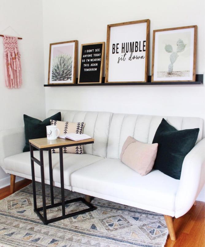 Novogratz Brittany Convertible Sofa Home Pinterest Guest