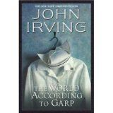 The World According to Garp. The Robin Williams film brought me to this book, which then opened up the world of John Irving to me. Thank you Robin Williams (but you're still not forgiven for Patch Adams).