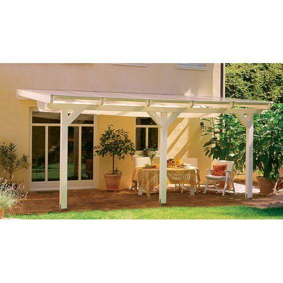 Skan Holz Terrassenuberdachung Andria 541 Cm X 250 Cm Kaufen Bei Obi Uberdachung Terrasse Terrassen Dach Terrassendach
