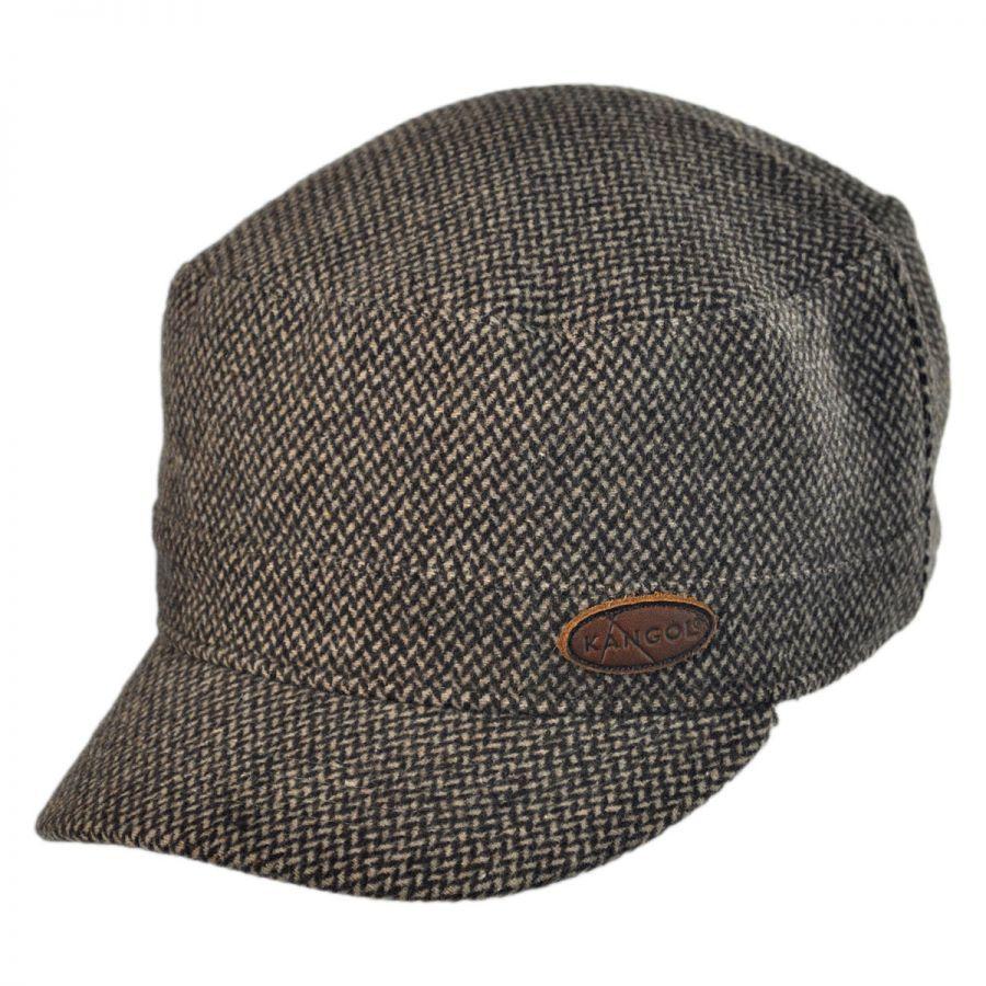 Kangol Army Check cap  44742023272