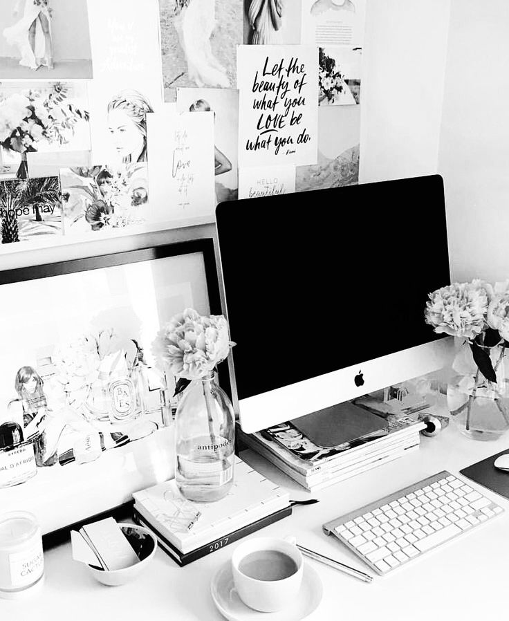Small Space Homeoffice Corner Desk: Pin By Caffee Lane On Apple Addict