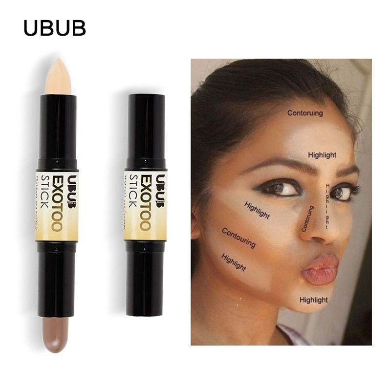 Find More Bronzers Highlighters Information About Highlighter Bronzer For Face Makeup Shimmer Highlighter And Bronzer Face Makeup Concealer Makeup Concealer