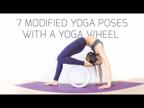 try this bodywarming yoga sequence at home moon