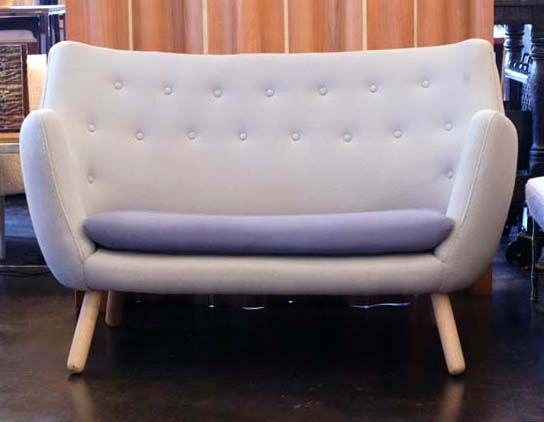 Love This Cute Small Sofa