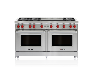 60 Gas Range 6 Burners And French Top With Images Gas Range Cooktop French Top