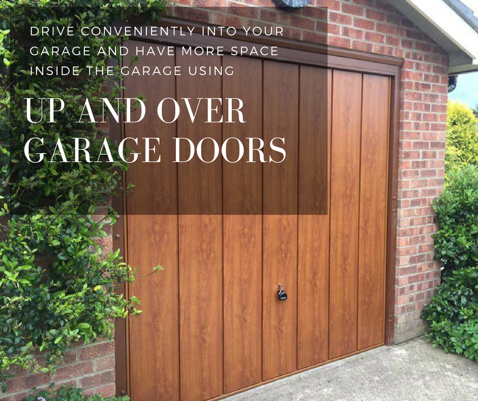 Stay safe and save the space using Insulated Up and over doors from SA Garage Doors & Stay safe and save the space using Insulated Up and over doors from ...