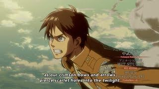 attack on titan first theme song my favorite | Attack on ...