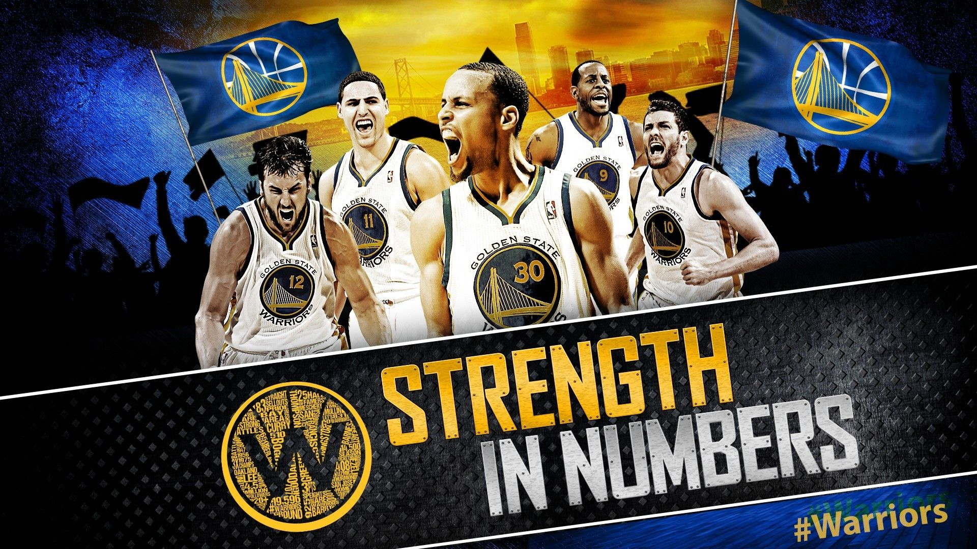 Hd Backgrounds Golden State Warriors Basketball Wallpapers