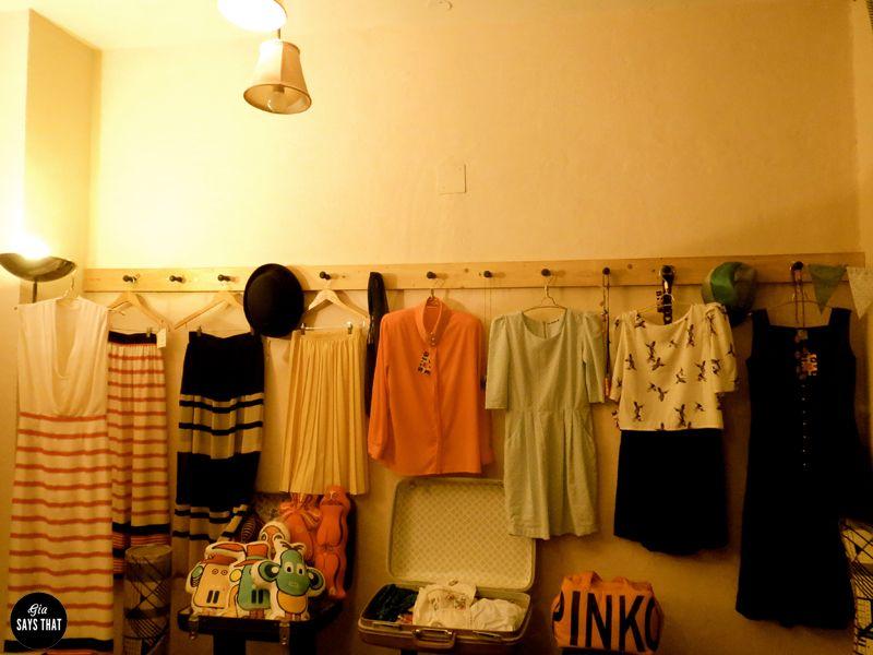 Delhi India Shopping Vintage Boutiques Stores Fashion