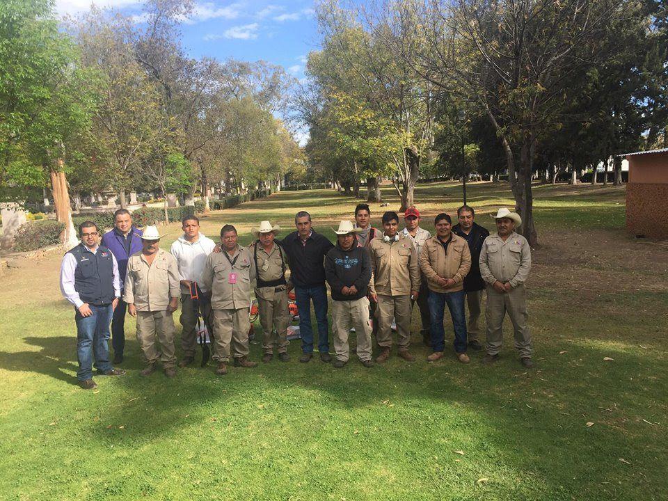 El Ceconexpo de Morelia cuenta con más de 2 mil 400 árboles y es visitado diariamente por cientos de personas de todas las edades – Morelia, Michoacán, 23 de enero ...