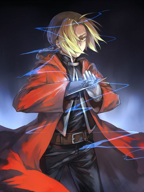 Edward Elric | by pananada | Fullmetal Alchemist Brotherhood
