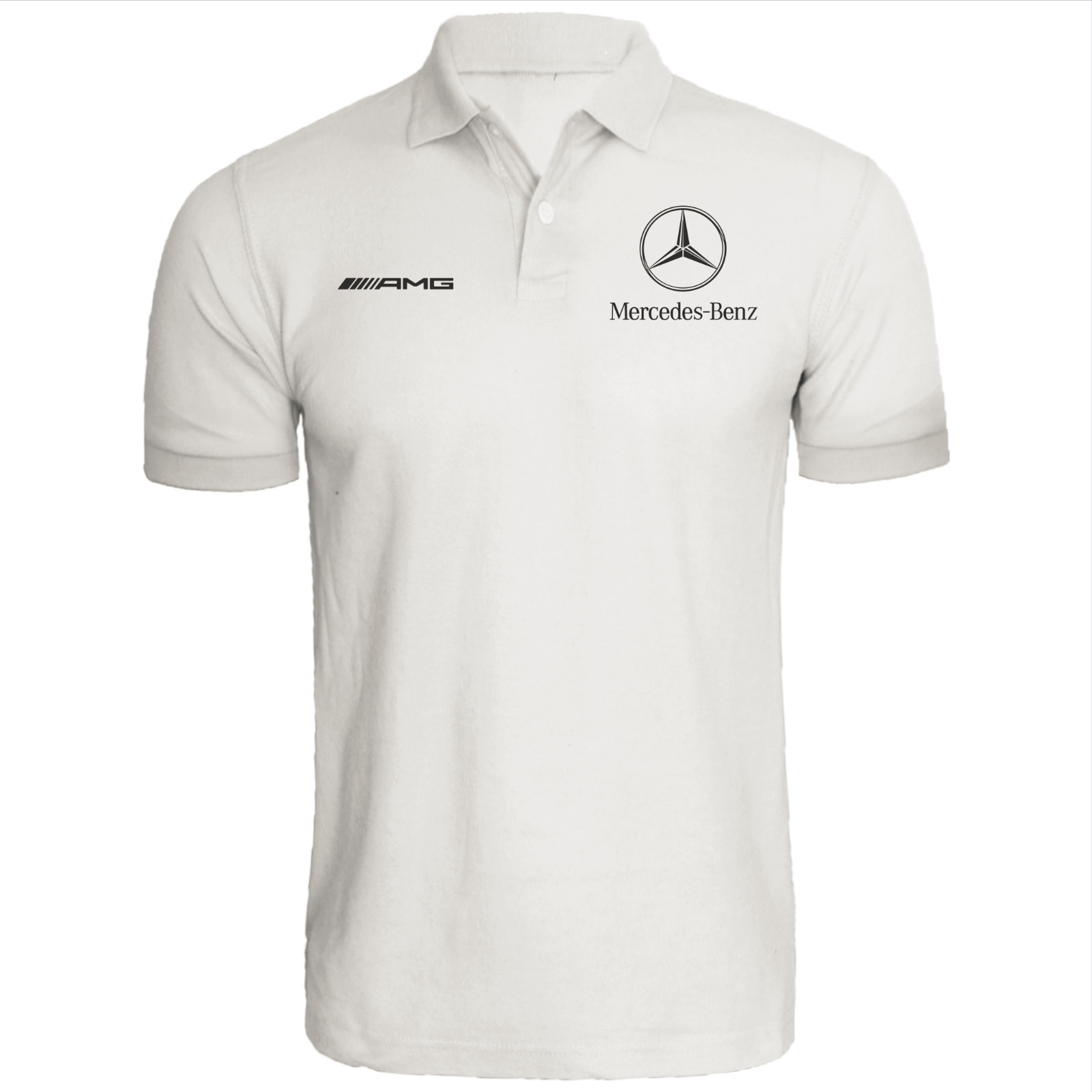 cc226c4f Awesome Great Mercedes Benz Polo shirt * AMG * automotive * racing * DTM *  QUALITY