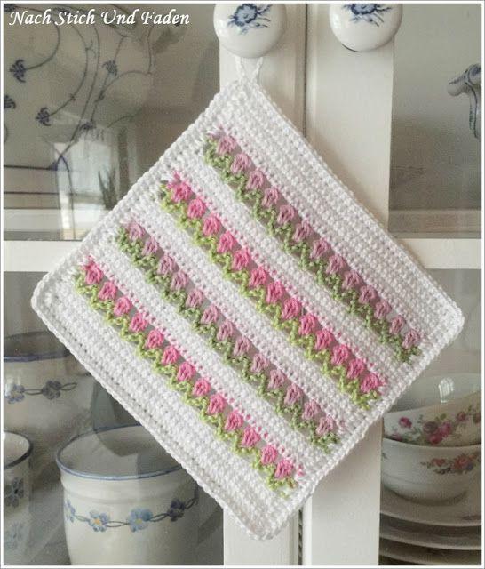 Nach Stich Und Faden: häkeln | orgu | Pinterest | Crochet, Crochet ...