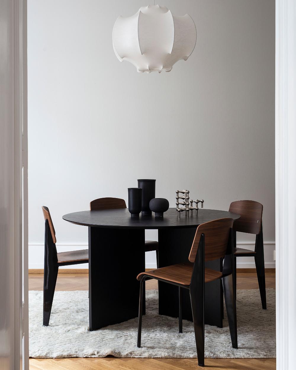 Photo of Ett spisebord – 2 ulike stiler | OsloDeco
