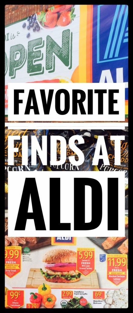 Great deals at ALDI - Check out our favorite finds!