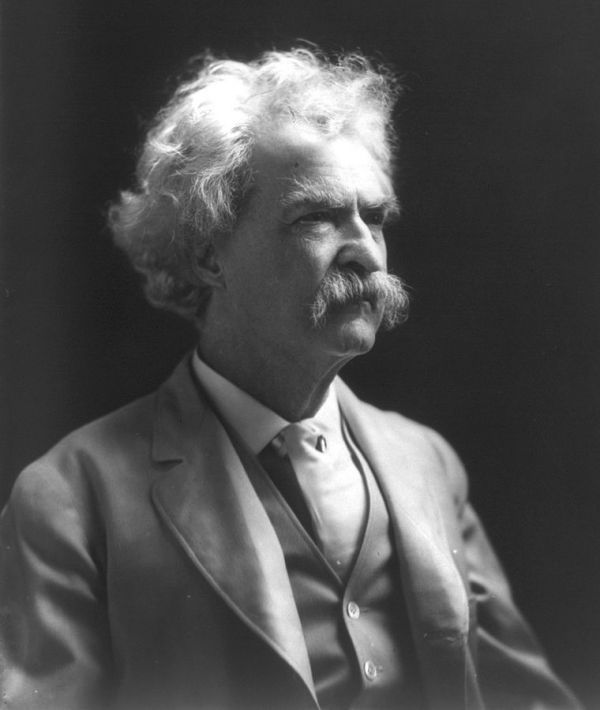 The Ghost of Mark Twain and His Copyrights - Neatorama