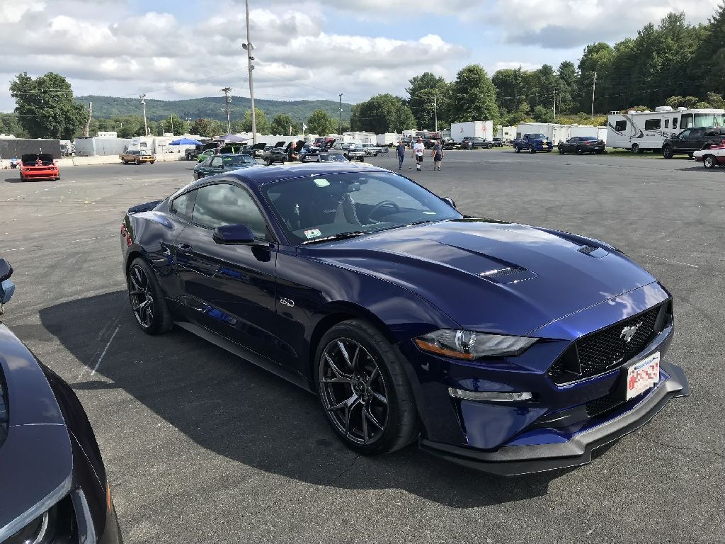 My 2019 Mustang Gt Performance Package 2 Pony Car Mustang Bmw