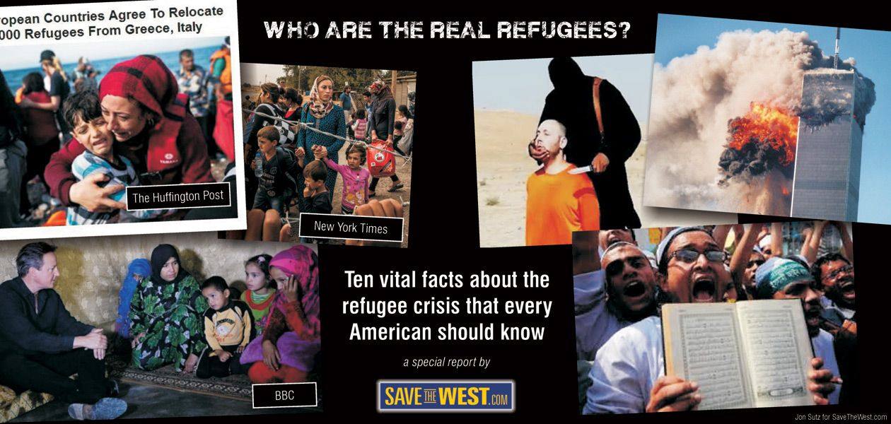 Ten vital facts about the refugee crisis that every American should know