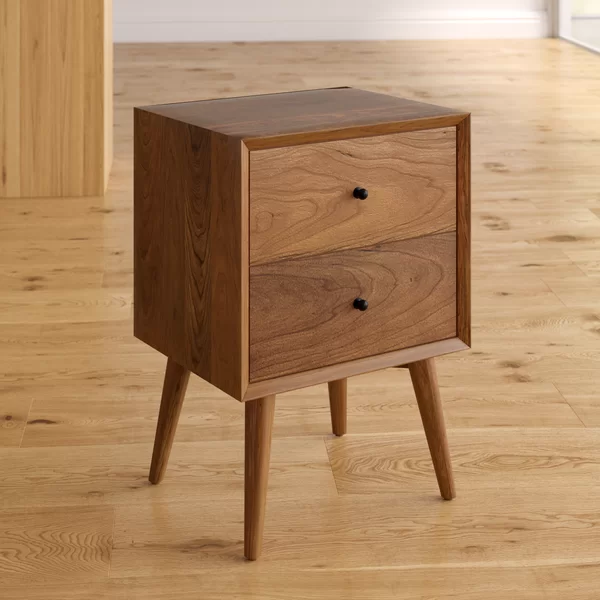Modern Rustic Interiors Parocela 2 Drawer Nightstand Reviews