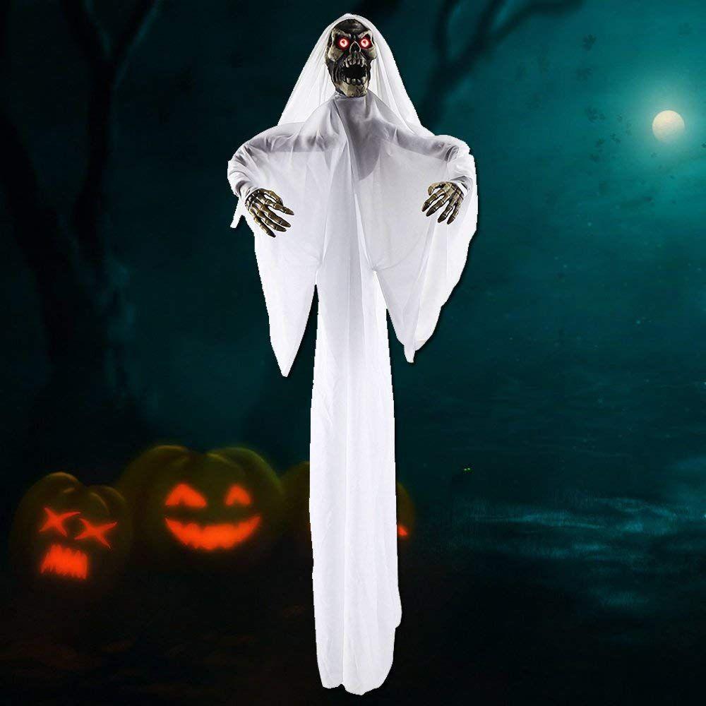 Halloween Ghost Hanging Decorations Indoor Outdoor Halloween