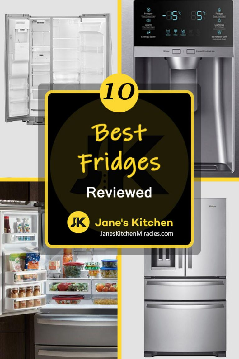 10 Best Refrigerators Reviewed Compared Rated In 2020 Best