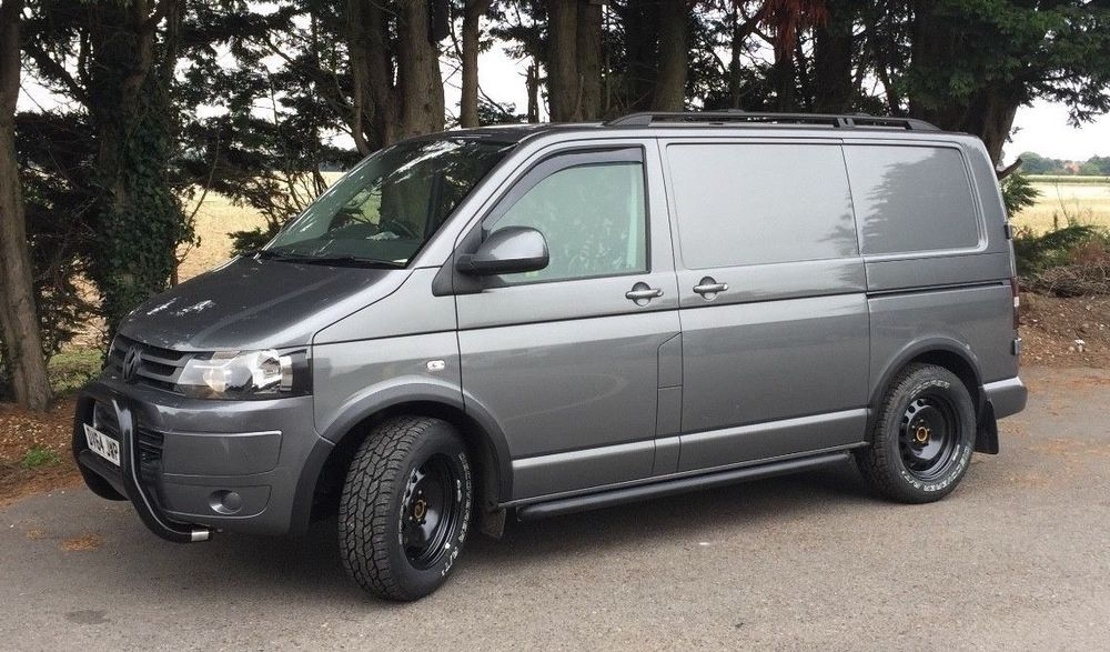 T5 Transporter 2010 2015 Contoured To The Vehicle X27 S Wheel Arch To Protect Against Light Scuff Transporter T5 Camper Van Conversion Diy Vw Transporter Van