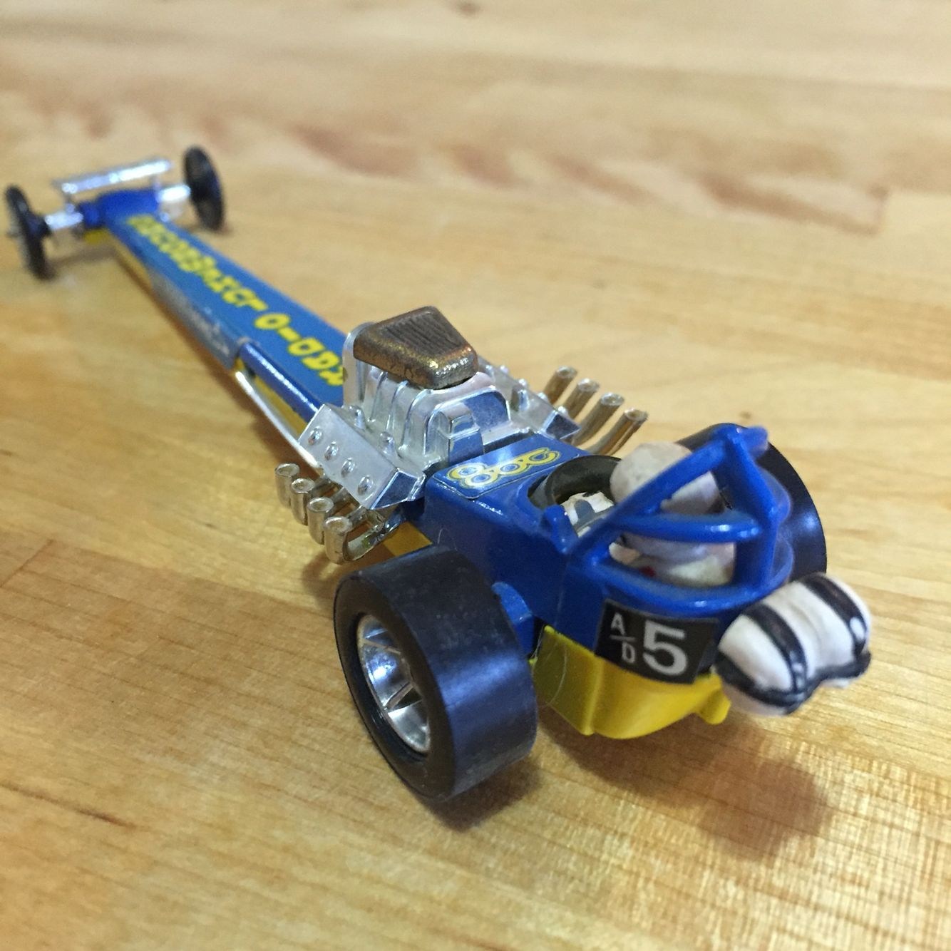 The Best Toy Dragsters