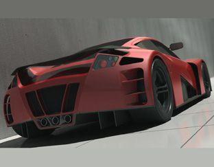 Nice Cobra International Arbitrage GT Sports Cars Euro Media - Sports cars international