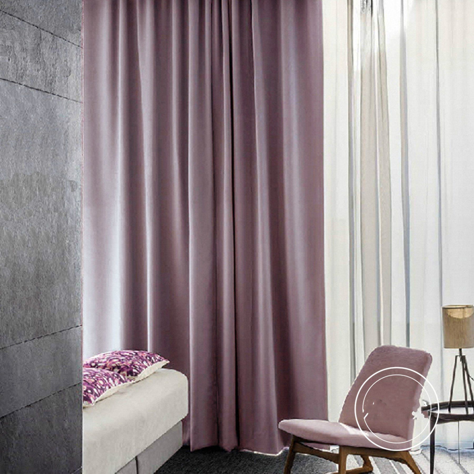 Pair Of Lilac Purple Velvet Curtains Bedroom Velvet Curtains Living Room Silk Velvet Curtains Custom Curtains Custom Curtains Purple Curtains Colorful Curtains