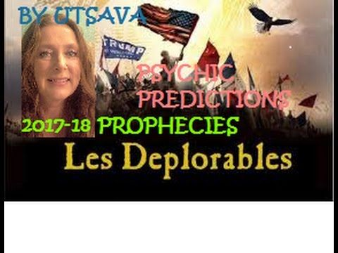 nice #2017-2018 Psychic Predictions and prophecies by Utsava,Psychic  Medium, reading