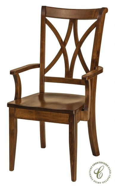 Calandre Modern American Dining Chair | Sillas