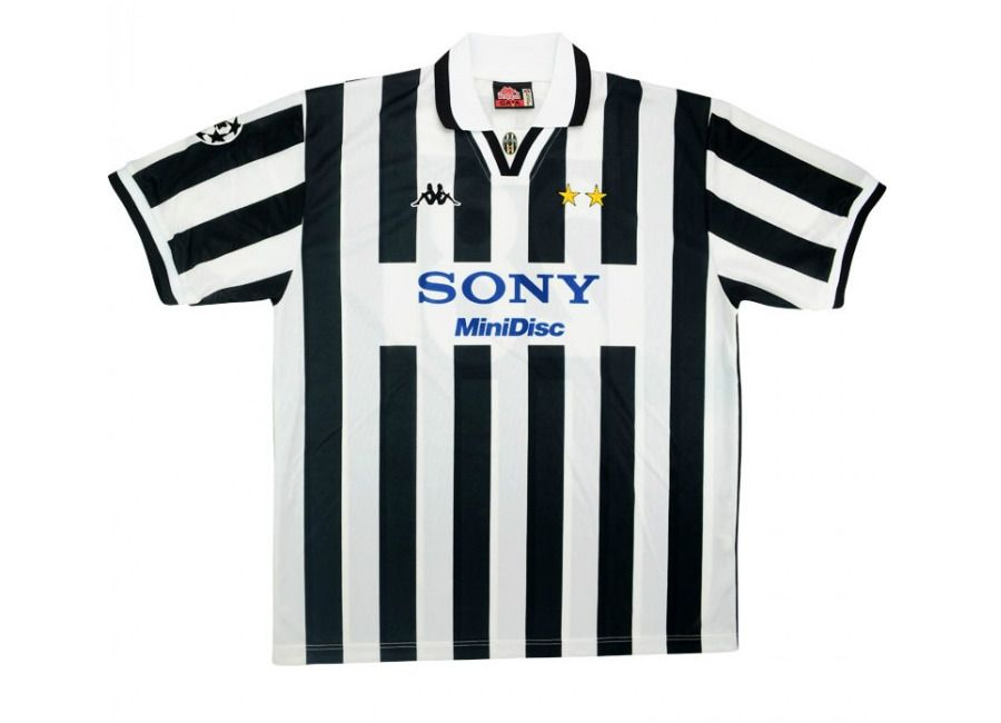 Kappa 1996 97 Juventus Match Issue Champions League Home Shirt Juve Juventus Juventusfc Vintage Football Shirts Juventus Football Shirts