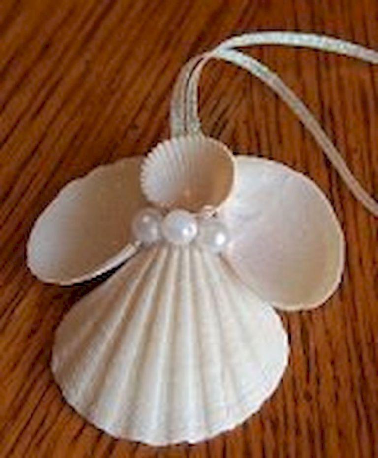 22 Easy Diy Glitter Shell Crafts Ideas (14
